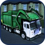 City Garbage truck
