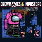 Crewmates and Impostors Jigsaw