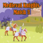 Medieval Knights Match 3